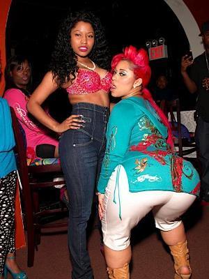 pinky the lesbian