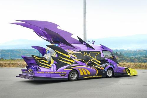 Japanese Vehicle Modding Real Cool Rides Video The Big Al Blog