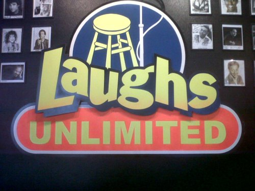 Laughs Unlimited in Old Sacramento
